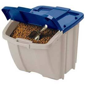 Suncast 18 Gallon Stacking Hopper Bin