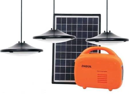 Dasol Off Grid Solar Lighting and Charging