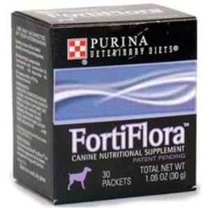 Purina FortiFlora Canine - 30 Packet Box
