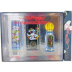 Ed Hardy Variety Cologne Giftset Set-3