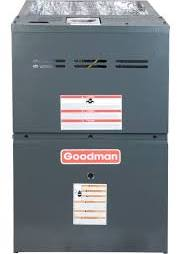 Goodman 80 60000 BTU Multi-Speed Up/Horizontal