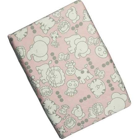 Bella and Friends Print Fitted Sheet -