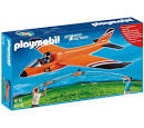 Playmobil 5216 - Planeador Rescate