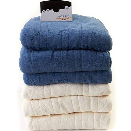 Biddeford Blankets Micro Plush Heated