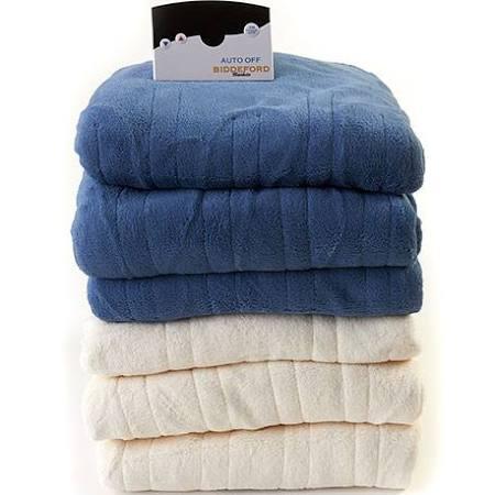 Biddeford Blankets Micro Plush Heated