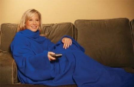 Genuine JML Snuggie Blanket - Soft-to-Touch