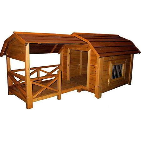 Merry Products MPL001 Barn Pet House