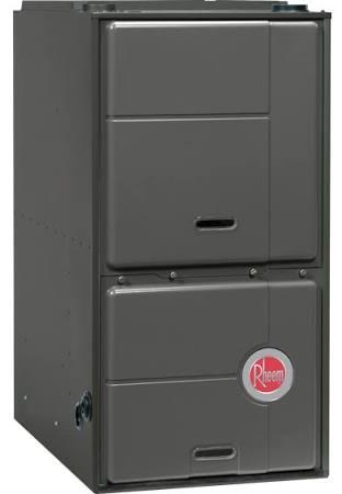 Rheem Gas Furnace 90000 BTU 95 AFUE. RGRC