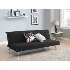 Dorel Home Furnishings Mica Black Convertible