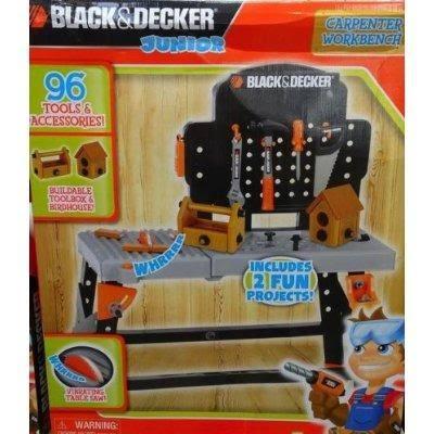 Black Decker Junior Carpenter Workbench