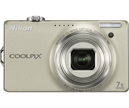 Nikon Coolpix S6000 14.2 MP Digital Camera