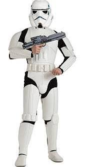 Star Wars Adult Deluxe Stormtrooper Costume