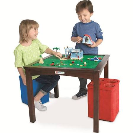 Imaginarium LEGO Table with 2 Storage