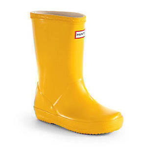 Hunter Toddler's First Classic Rain Boots