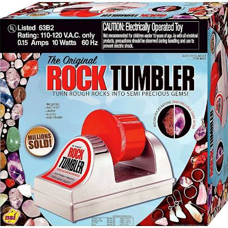 NSI Electric Rock Tumbler