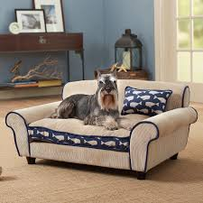 Enchanted Home Pet Mattituck Dog Sofa