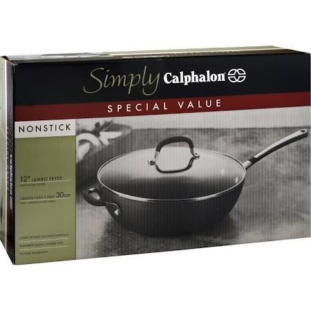 Calphalon Simply Jumbo Fryer 12 Inch