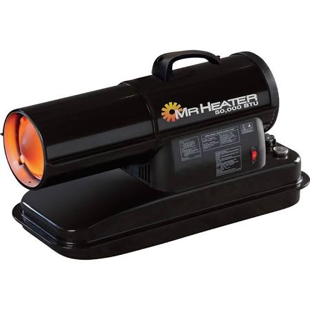 Mr Heater Corp F270255 Forced-Air Kerosene