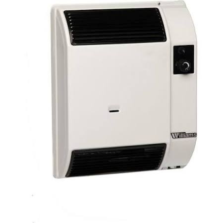 Williams 0743512 Direct Vent Gas Wall