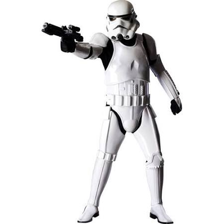 Adult Supreme Edition Stormtrooper Costume