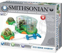 Smithsonian Eco Dome Habitat