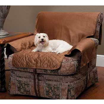 Solvit Chair Full Coverage Pet Bed Protector