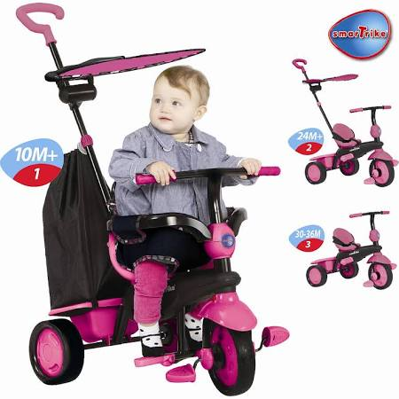 Smart Trike 1019608 Smart Trike Delight
