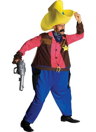 Big Tex Cowboy Costume