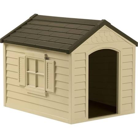 Suncast DH250 Medium Dog House