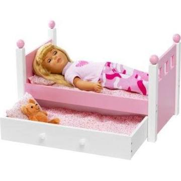 Fits American Girl Doll Bunk Bed Desk