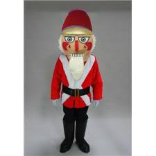 Mask U.S. Nutcracker Mascot Costume