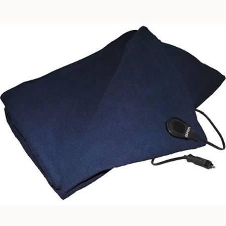 Max Burton 12-Volt Heated Fleece Blanket