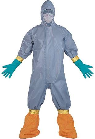 Dqe Hazmat Personal Protection Kit (4XL).