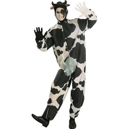 Comical Cow Funny Adult Costume