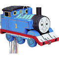 Thomas The Tank Pinata, Pull String