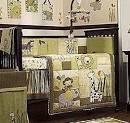CoCaLo Azania Nursery Bedding Set 8 Piece Azania Decor