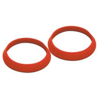 Keeney 50915K Rubber Slip Joint Washers - Red, 1-1/4""