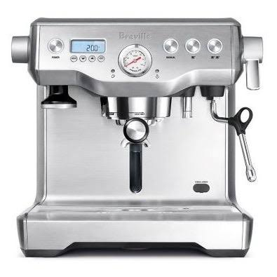Breville The Dual Boiler with Smart Grinder Espresso Machine - Stainless