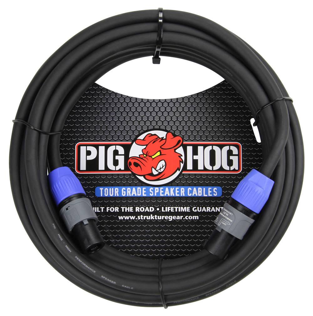 Pig Hog Speakon Cable - 25'