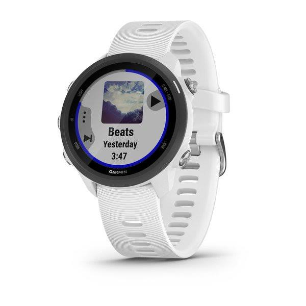 Garmin Forerunner 245 - Smart Watch - White
