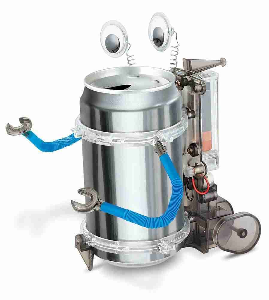 Toysmith 4M Tin Can Robot Activity Kit