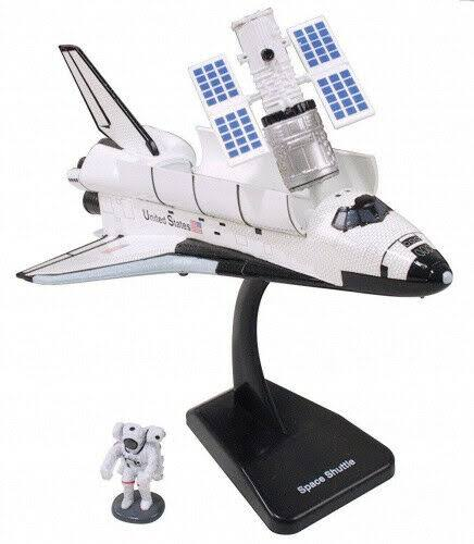 InAir E-Z Build Model Kit - Space Shuttle