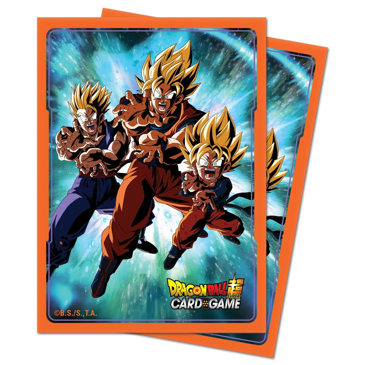 Ultra Pro Dragonball Super Deck Protectors - 65ct