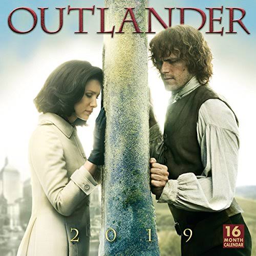 Outlander 2019 Square Wall Calendar - Sellers