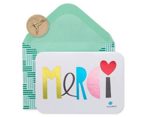 Merci Thanks Boxed Notes - Set of 14