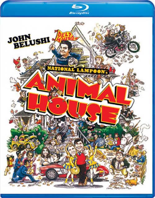 National Lampoon's Animal House - BLU-RAY