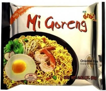 Mama Mi Goreng Oriental Style Instant Noodles - 80g
