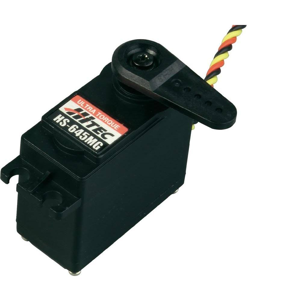 Hitec HS-645MG High Torque 2BB Metal Gear Servo