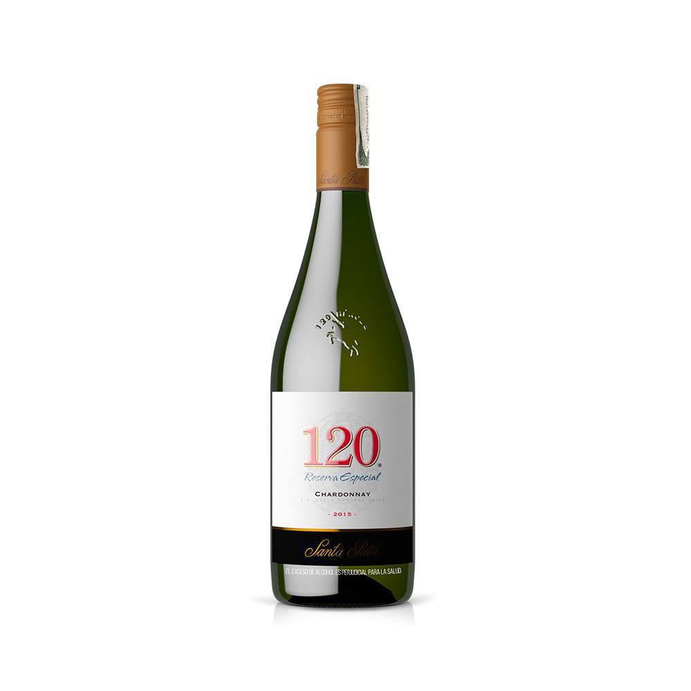 Santa Rita 120 Chardonnay - Central Valley, Chile
