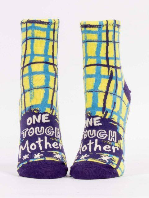 Blue Q - One Tough Mother Ankle Socks | Women's